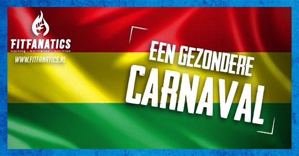 Een gezondere Carnaval!