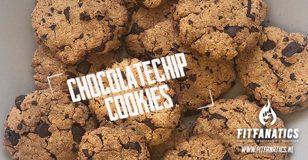 Chocolatechip cookies (glutenvrij)