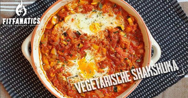 vegetarische shakshuka